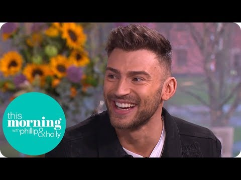 Jake Quickenden Is Feeling Quite Sore Thanks to the Dancing on Ice After Party!   This Morning