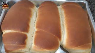 Receita de Pão Caseiro – Fofinho e Super Fácil