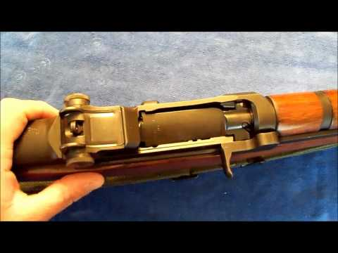 How To Date An M1 Garand