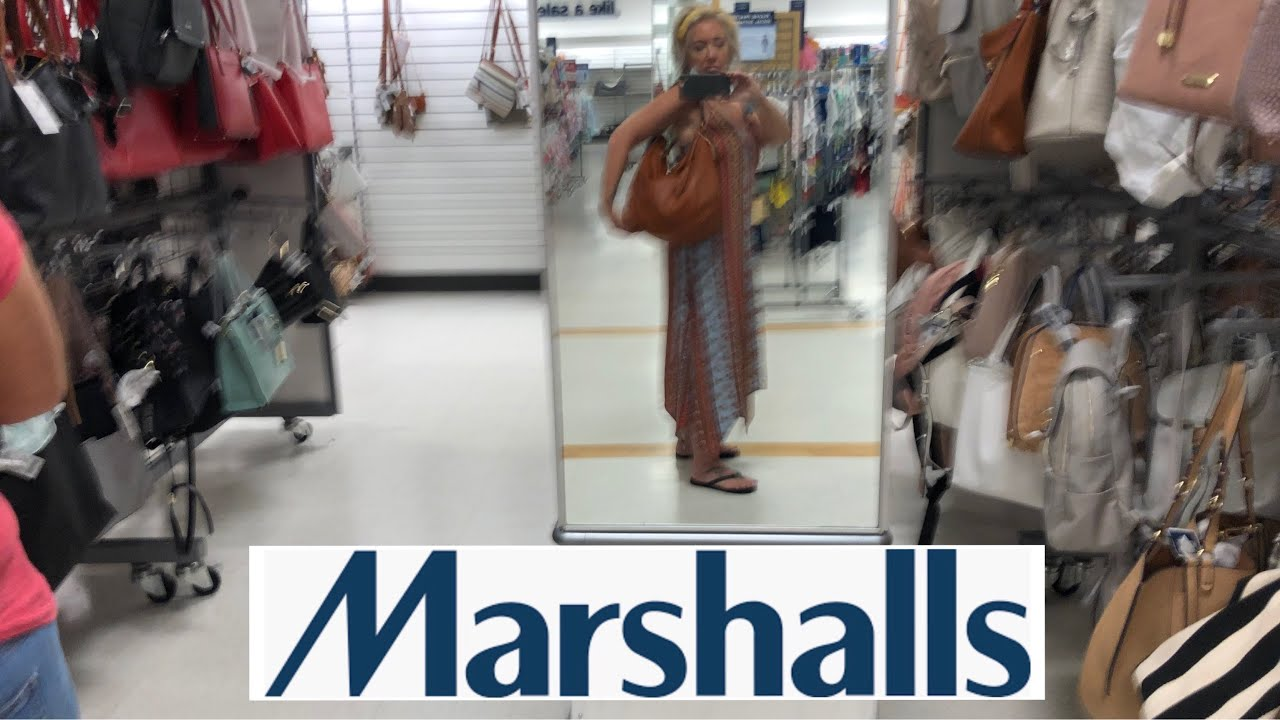 Marshall's! Purses Starting at $6?! I Couldn't Help Myself!