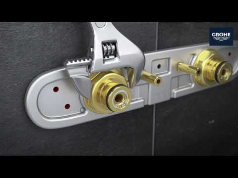 GROHE | RainShower SmartControl | Installation Video