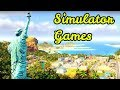 All BEST Simulator Games of 2017 & 2018 ( Upcoming Simulation Games )  PS4 PRO PC XBOX ONE