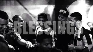 Video Big Sean - Blessings feat. Drake & Kanye West (Im Waaaayyy up I feel Blessed) download MP3, 3GP, MP4, WEBM, AVI, FLV Agustus 2018