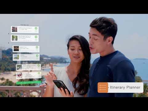 MySentosa Mobile App