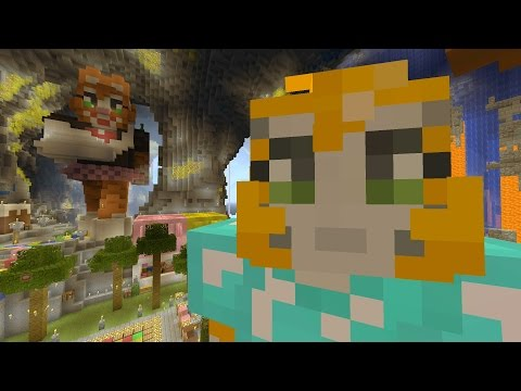 Minecraft Xbox - Cave Den - Making Me Look Silly (93)