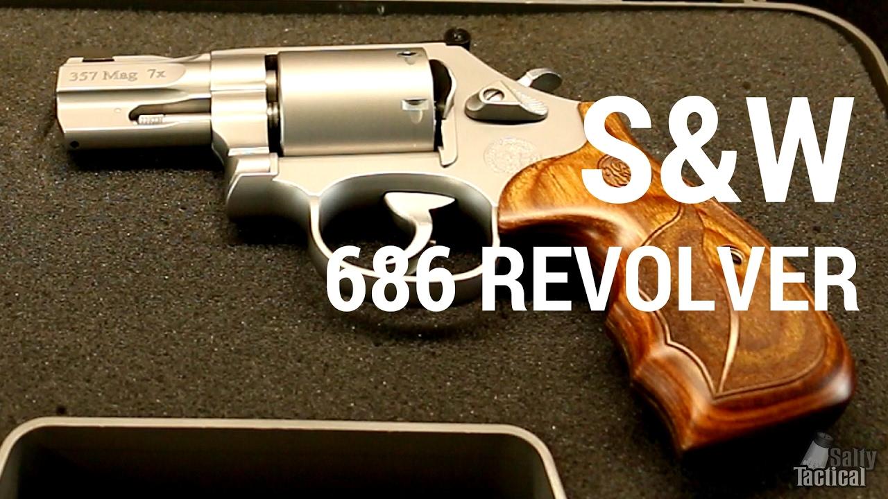 686 Performance Center Revolver Unboxing
