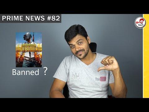 Prime #82 : Pubg Banned , Mi Play , Lenovo Z5s , Oneplus 5G , Mi Pay