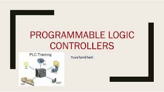 Basic PLC for Beginners in Tamil Language