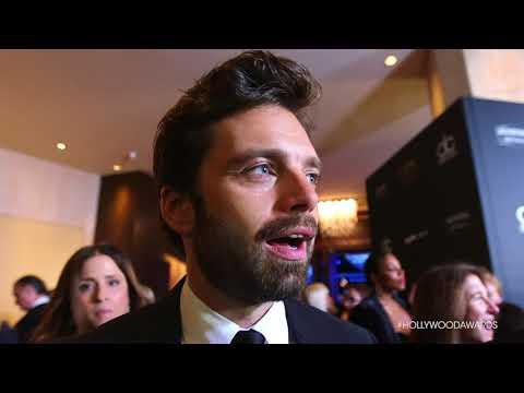 Sebastian Stan Interview - HFA 2017