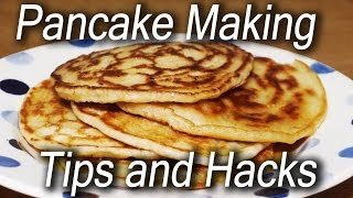 How To Make Pancakes - Recipe And Tips