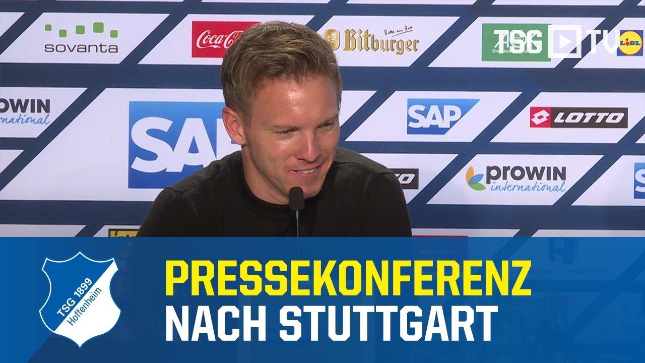 Pressekonferenz Vfb Stuttgart