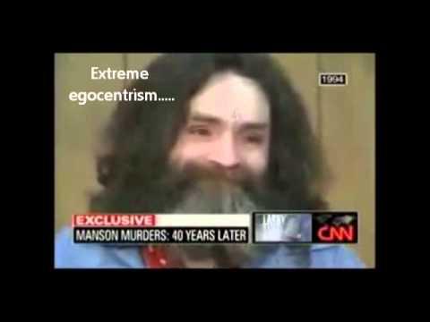 Charles Manson: Antisocial Personality Disorder