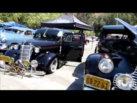 Bombs Magazine Kustom Classic Car Show 2016