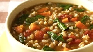 Рецепт!! Супер суп из чечевицы ♥ #5