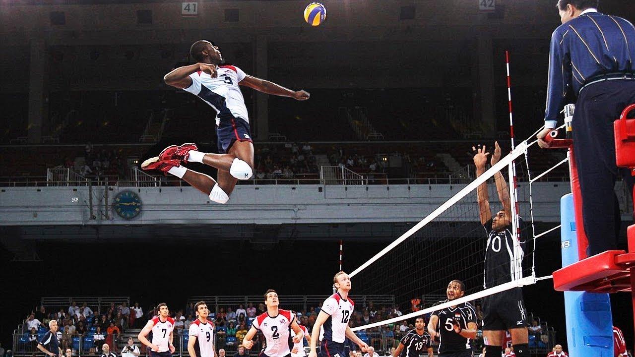 Winning Attacks in Volleyball (HD) - YouTube