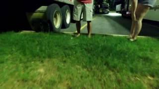 Phantom 3 Drone Loves Truck Stop Bessemer Alabama