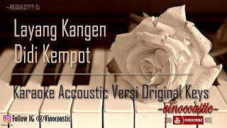 Download Mp3 Didi Kempot - Layang Kangen Karaoke Piano Versi Original Keys