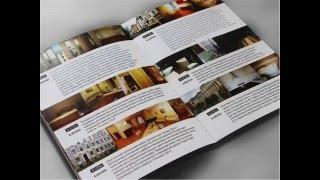 видео печать каталога продукции