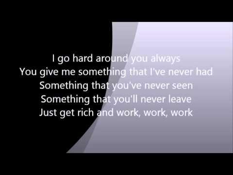 "Rihanna ""Work"" Full Lyrics"