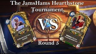 HS Tournament Mk. 2 - Round 5 - Miracle VS. JamsHams