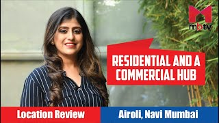 Residential and commercial hub   Airoli, Navi Mumbai S01E82