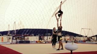 AGF/Akrobatika Gimnastikası