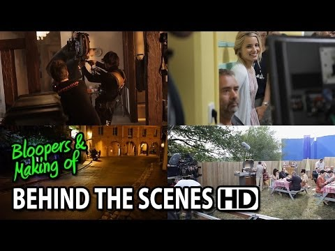 The Family 2013 Making of & Behind the s Part22