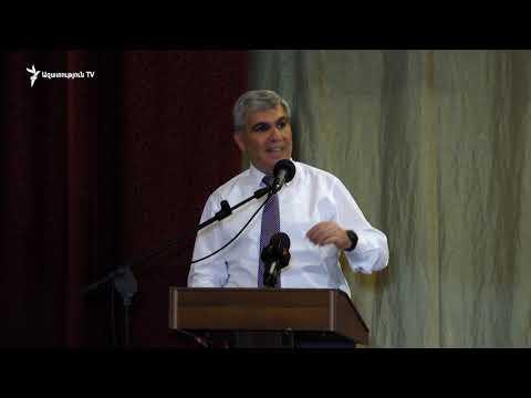 Փաշինյանը 60-70 տոկոս քվե ունի. Արամ Սարգսյան