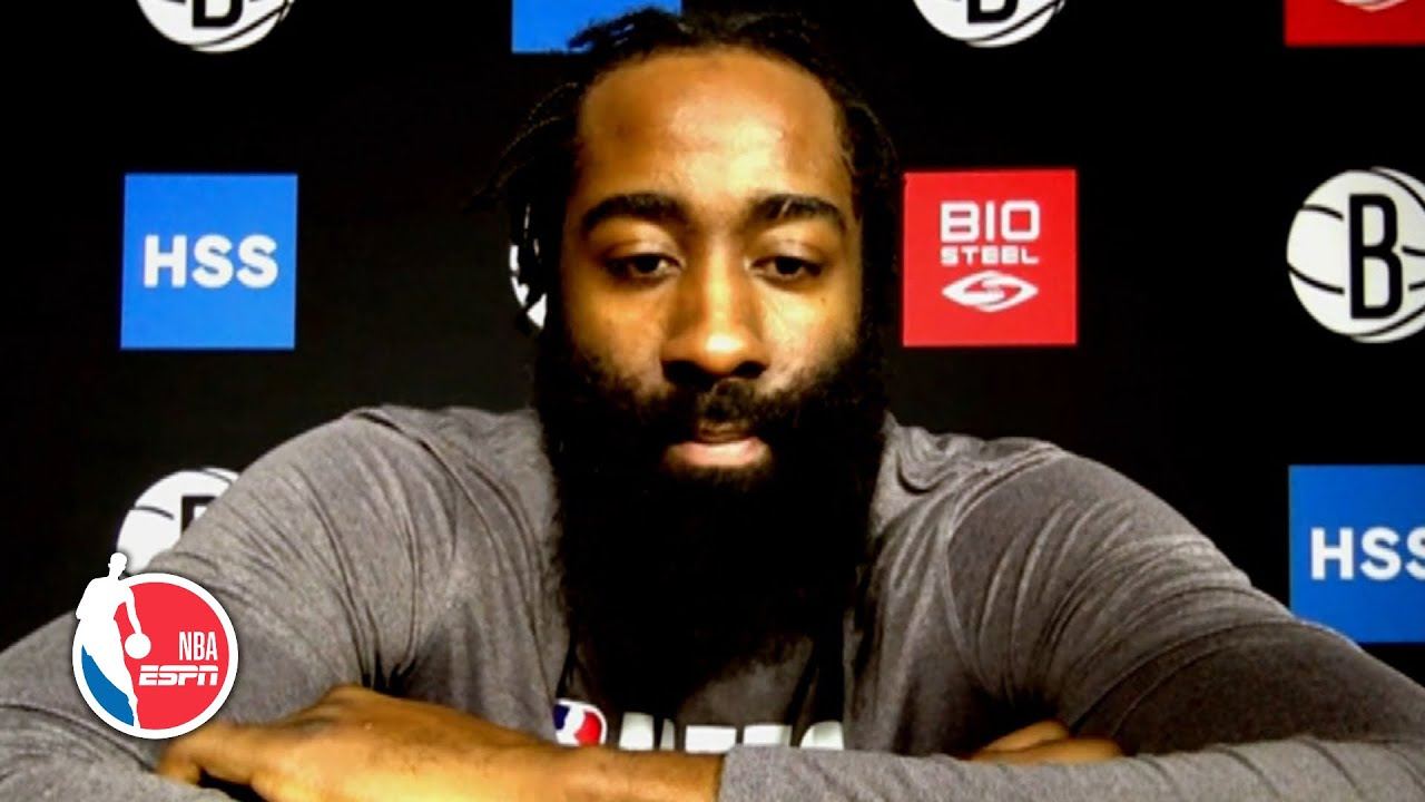James Harden Convo: Looking back at his Rockets exit & Nets' title chances | NBA on ESPN