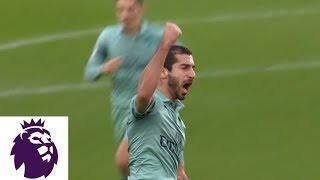 Henrikh Mkhitaryan's header equalizes for Arsenal against Southampton | Premier League | NBC Sports