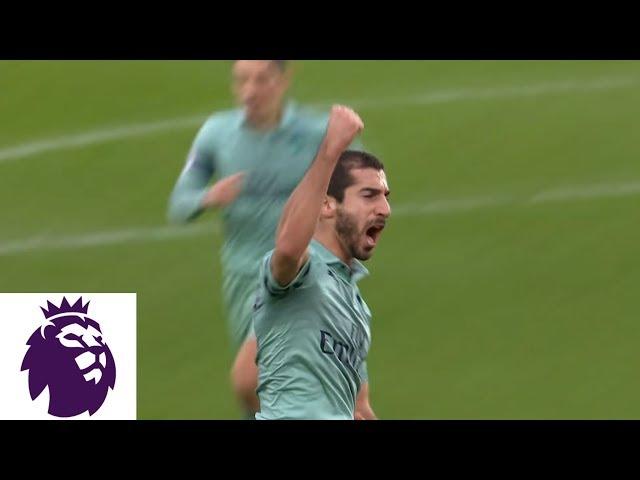 Henrikh Mkhitaryans header equalizes for Arsenal against Southampton | Premier League | NBC Sports