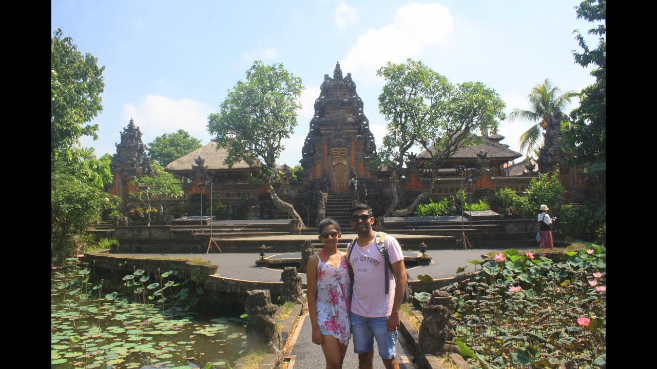 What to see in Bali 1