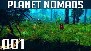 PLANET NOMADS [001] [Auf zu neuen Abenteuern] [S02] Let's Play Gameplay Deutsch German thumbnail
