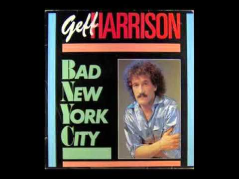 Geff Harrison   Bad New York City cord