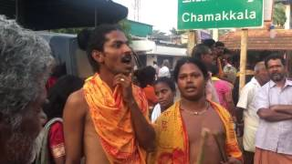 Kodungalloor Bharani : കൊടുങ്ങല്ലൂർ ഭരണി, ഭരണിപ്പാട്ട്