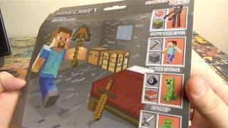 Фигурка Minecraft: Набор для выживания(Фигурка Minecraft: Набор для выживания Купить можно тут ..., 2015-02-24T16:23:19.000Z)