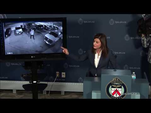 Homicide #18/2017 News Conference | Suspects Wanted | @TorontoPolice D/Sgt. Joyce Schertzer