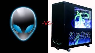 alienware vs custom gaming pc is alienware worth it