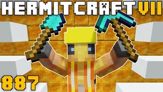 Hermitcraft VII 887 My Base Plans Revealed!