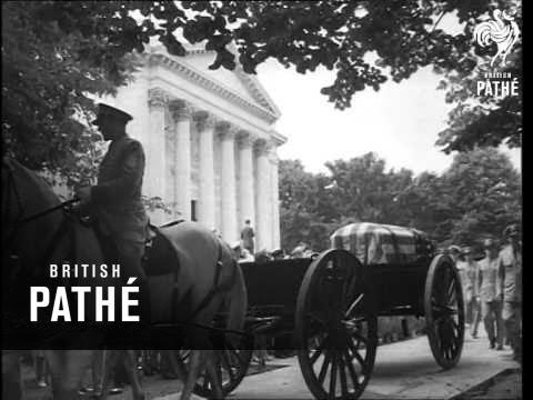 General Pershing's Funeral (1948)