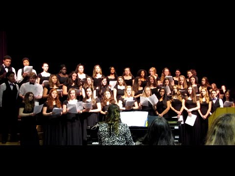 A Million Dreams- East Granby High School Choir