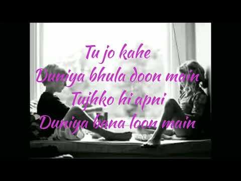 Tu Jo Kahe Duniya Bhula Doon Main Animated Video Song Hd
