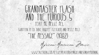 Grandmaster Flash & the Furious Five feat. Melle Mel: The Message (HQ 320)