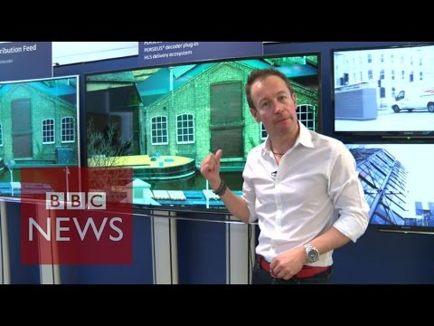 4K compression 'worth watching' - BBC News