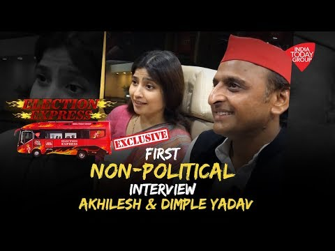 First Non-Political Interview With Akhilesh Yadav