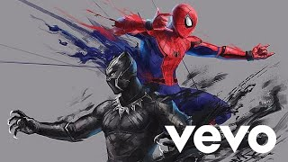 Spider-Man and Black Panther - Pray For Me
