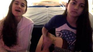 OUTER SPACE- 5 SECONDS OF SUMMER || Jackie and Kacie cover
