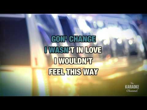 I Wish I Wasn't (Radio Version) : Heather Headley   Karaoke with Lyrics