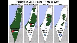 Палестина и Израиль. Иудеи и Мусульмане, что же произошло на самом деле