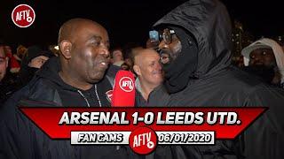 Arsenal 1-0 Leeds United | We Have To Cut Rob Holding Some Slack! (Kenny Ken)